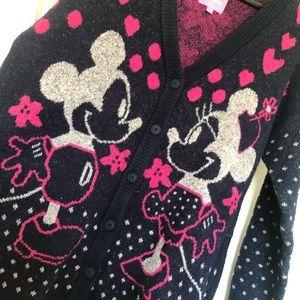 Hong Kong Disneyland Cardigan Large